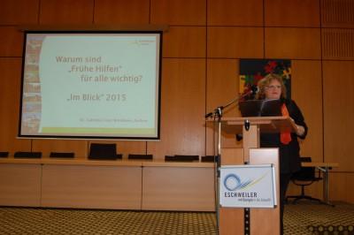 Frau Dr. Trost-Brinkhues Gesundheitsamt der StädteRegion Aachen